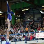 Sportakrobatik vor Publikum