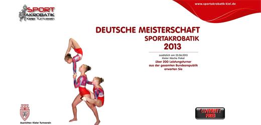 Deutsche Mannschafts-Meisterschaft der Schüler und Jugend in Kiel
