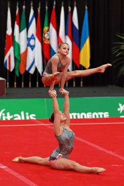 Celine Caro und Pia Seckler
