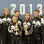 Württemberg ist Mannschafts-Meister 2013!