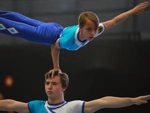 Franz Krämer und Michail Kraft (Riesa)