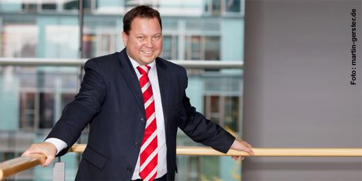 Martin Gerster tritt als DSAB-Präsident zurück.