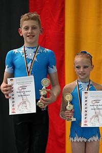 Daniel Blintsov und Sneschana Sinkov