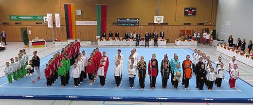 Deutsche Meisterschaft Schüler
