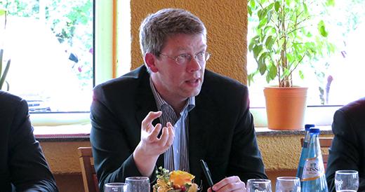Der neue DSAB-Präsident Oliver Stegemann im Interview, Teil 1