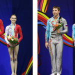 Paris, Tag 13: Die ersten zwei Paar Weltmeister