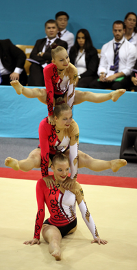 LIVE vom zweiten Wettkampftag der Jugend- und Junioren-WM