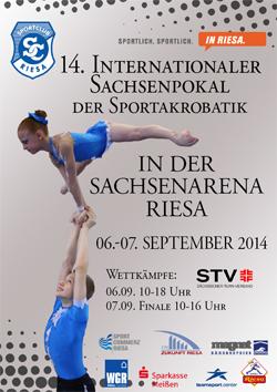 Sachsenpokal 2014 in Riesa