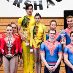 Acro Cup mit internationalen Sparringspartnern