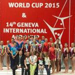 Zwei Podiumsplätze beim Welt Cup in Genf