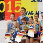 Vierfach-Wettkampf bei der SVG Nieder-Liebersbach