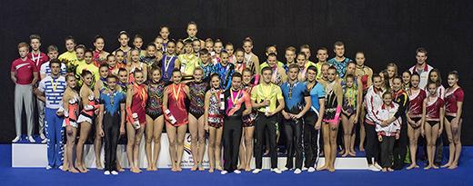 Deutsche Meisterschaft der Junioren (12-19) und WM-Qualifikation in Schwerin