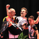 """EM in Riesa: """"Kleine"""" Finals Junioren & Senioren"""