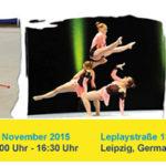 Turnen, Rhythmische Sportgymnastik und Sportakrobatik vereint beim TuG-Pokal