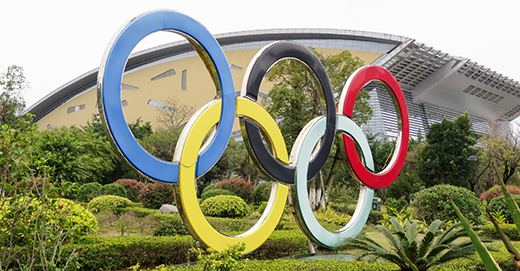 """Grandi: """"Ich will, dass Sportakrobatik ins olympische Programm kommt."""""""
