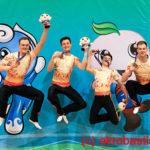 WM in Putian: Zwei schöne Erfolge für Deutschland