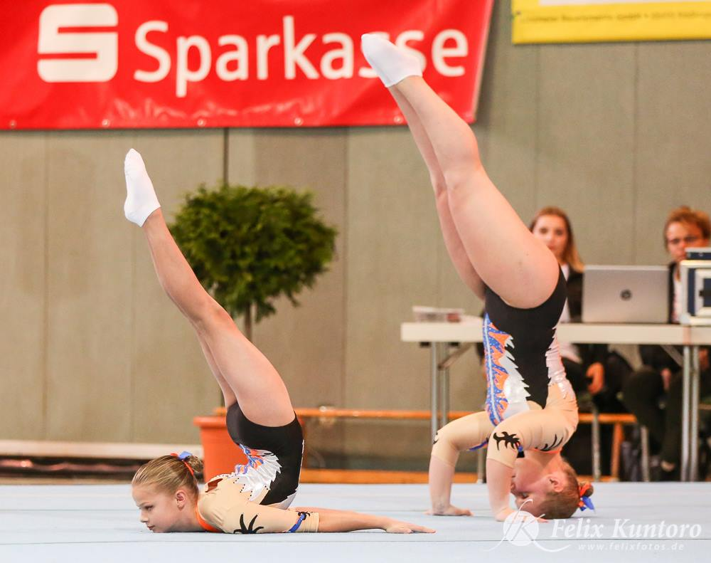 Imke Wortmann und Kim Janssen
