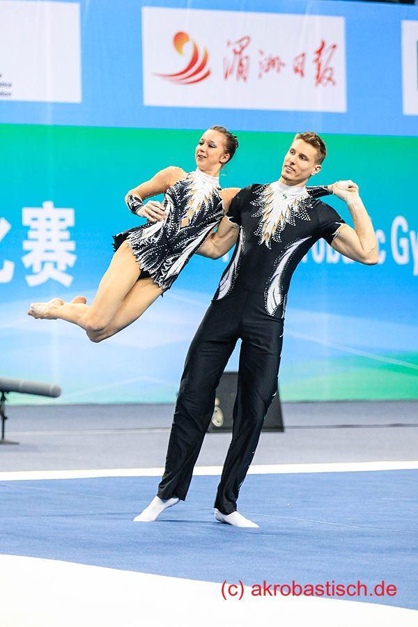 Nikolai Rein und Sophie Brühmann
