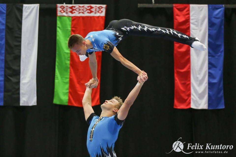 Tim Sebastian und Michail Kraft
