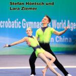 """Toller Karriereabschluss für """"Formation des Jahres 2016"""" Stefan Höntsch und Lara Ziemer"""