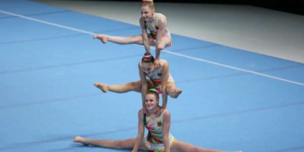 World Age Group Competitions und Weltmeisterschaften 2018