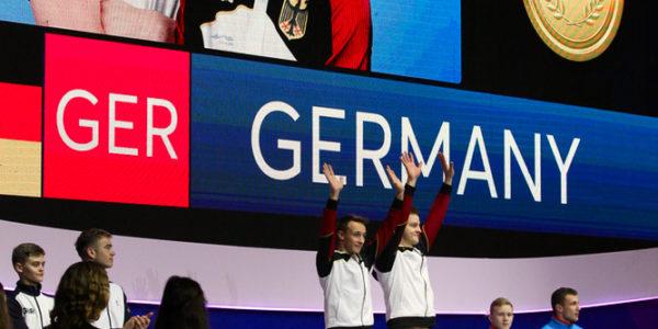 Erstes EM-Gold für Deutschland: Geschichte geschrieben!